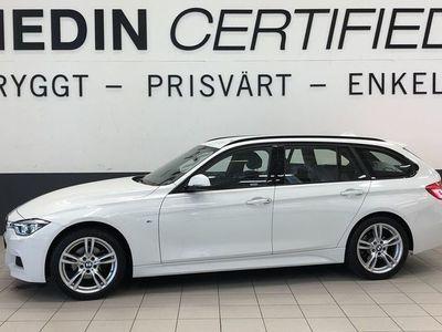 begagnad BMW 318 D xDrive M-SPORT / SHADOW LINE / V-HJUL