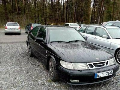 begagnad Saab 9-3 SE COPUE 2.0T 1