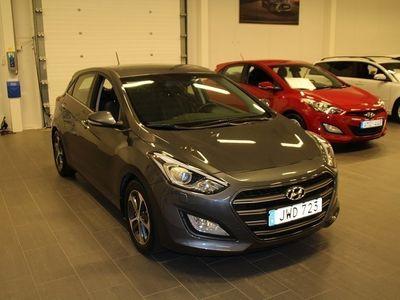 brugt Hyundai i30 5-dörrar 1.6 CRDi 136hk PREMIUM