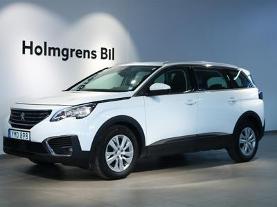 begagnad Peugeot 5008 Active Pure Tech 130hk Aut