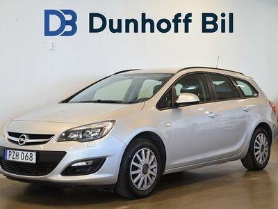 used Opel Astra Sports Tourer 1.6 CDTI Euro 6 2016, Personbil 129 800 kr