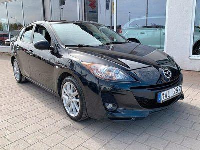 begagnad Mazda 3 1.6 DE AdvancePlus 5dr (115hk)