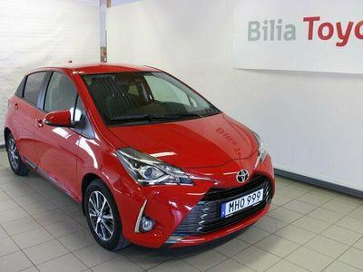 begagnad Toyota Yaris 1.5 Y20 Demobil