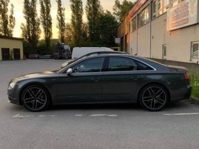 used Audi S8 -13