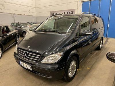 begagnad Mercedes Viano 2.2 CDI Automat 8-Sits Ambiente 150hk