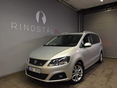 begagnad Seat Alhambra 1.4 TSI 150 HK DSG DRAG 7-SITS