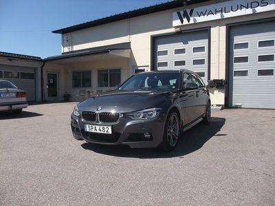 begagnad BMW 318 d Touring Steptronic M Sport Euro 6 150hk