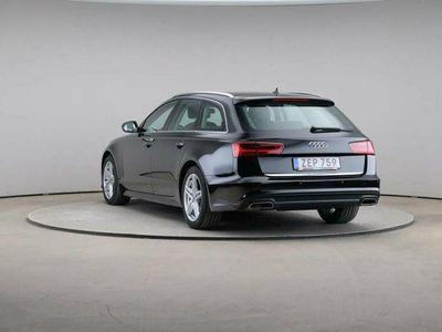 begagnad Audi A6 TDI 190 S-Tronic Proline Avant Navi