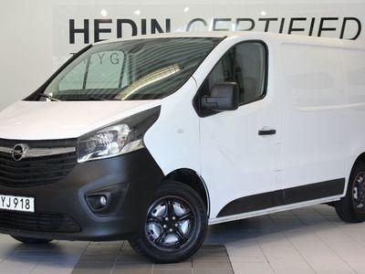 begagnad Opel Vivaro Vivara L1H1 Verkstadsinredd Värmare