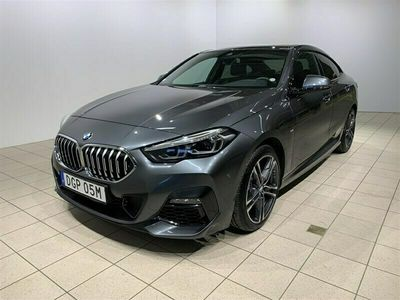 begagnad BMW 218 i Gran Coupe M Sport Aut PDC HiFi