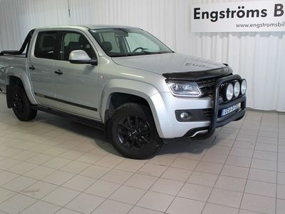 begagnad VW Amarok Canyon 180Hk DSG 4Motion