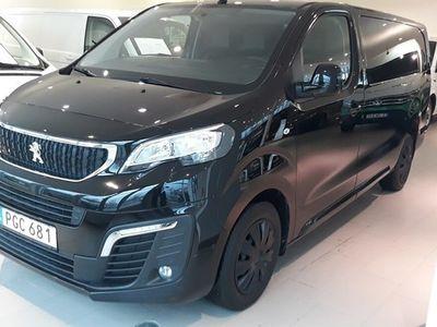 begagnad Peugeot Expert Panel Van Långt Skåp 150hk
