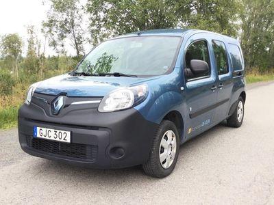 begagnad Renault Kangoo II Z.E. 22 kWh Maxi Skåp (60hk)