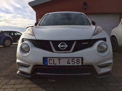 begagnad Nissan Juke Nismo 200hk/Nyservad