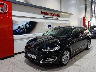 begagnad Ford Mondeo Kombi 2.0TDCi AWD Vignale