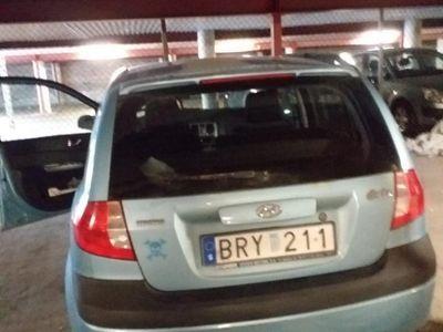 begagnad Hyundai Getz 5-dörrar