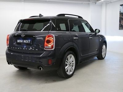 begagnad Mini Cooper S Countryman ALL4 Automat, Navigation