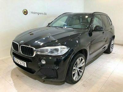 begagnad BMW X5 xDrive 30d Komfortstolar Med Minne Harman Kardon Dragkrok Panorama