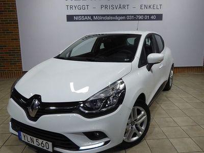 begagnad Renault Clio 1.2 Manuell, 73hk, 2017