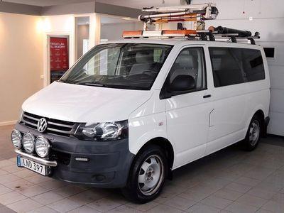begagnad VW Transporter Kombi 2.0 TDI AUTOMAT Vägarbete
