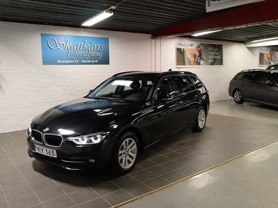 begagnad BMW 320 d xDrive Touring Steptronic Sport lin