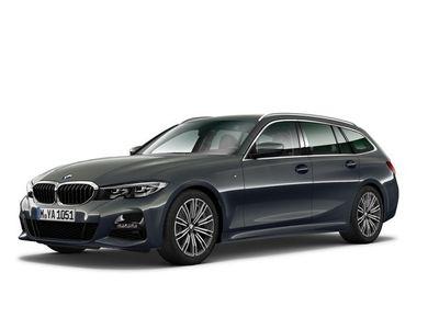 begagnad BMW 320 i Touring M Sport Aut HiFi