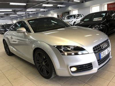 begagnad Audi TT 2.0 TDI Q S-Line 1,99%