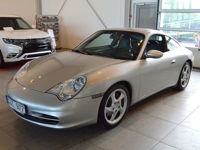 second-hand Porsche 911 Carrera 4 3.6 TipTronic 320hk -02