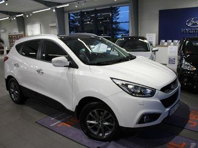 begagnad Hyundai ix35 Premium 2,0 CRDi 184hk Automat 4WD
