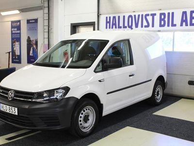 begagnad VW Caddy 1.4 TGI Skåp (110hk) Bensin/