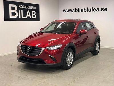 brugt Mazda CX-3 2.0 Core 121hk