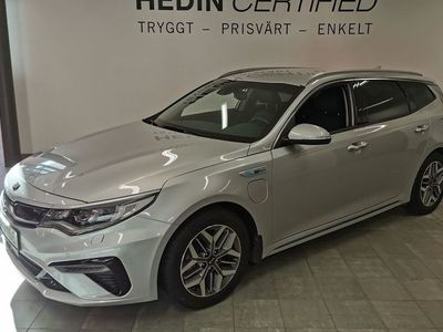 begagnad Kia Optima SPORTSWAGON P - HEV ADVANCE PLUS 1 / / Levereras Nyservad