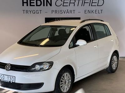 begagnad VW Golf Plus 1.6 TDI Comfort / S&V-Däck /