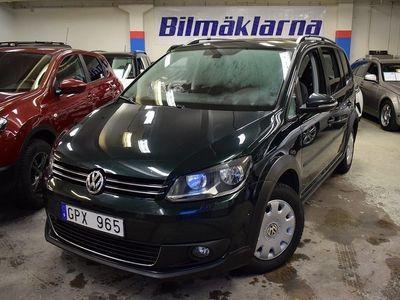 begagnad VW Touran Cross 1.4 TSI 7-sits / NAV / -11