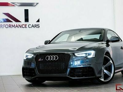 begagnad Audi RS5 Coupé 4.2 FSI V8 Q B&O Navi Kamera 2012, Personbil Pris 374 900 kr