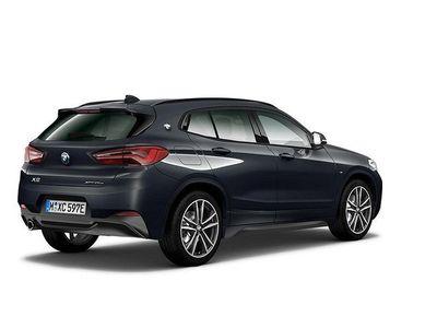 begagnad BMW X2 xDrive 25e M Sport Connected Tonade Rutor M Bakspoiler