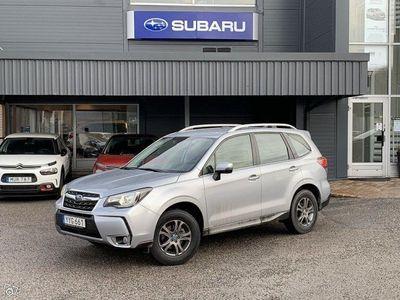 begagnad Subaru Forester 2,0 XS AUTOMAT