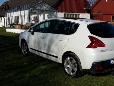 begagnad Peugeot 3008 Vit -11