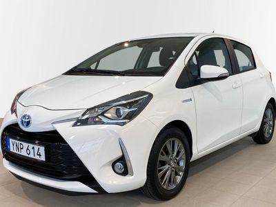 begagnad Toyota Yaris Hybrid 1.5 HSD 5-D ACTIVE