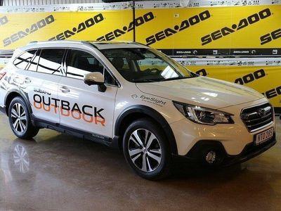 begagnad Subaru Outback 2.5 4WD CVT 175hk *SUMMIT*