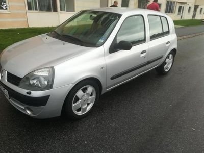 used Renault Clio Ph4 1.2 16V 5dr -06