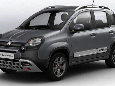 brugt Fiat Panda Cross 0,9 4x4 85hk -19