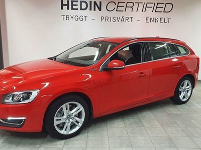 begagnad Volvo V60 2.4 D5 AWD TWIN ENGINE BUSINESS