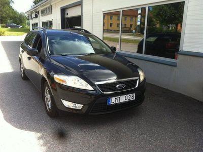 begagnad Ford Mondeo Kombi Platinum 2.0TDCi 140hk