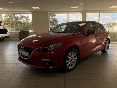 begagnad Mazda 3 32.0 Vision 120hk S/V-Hjul -15