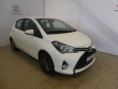 brugt Toyota Yaris 1,33 5-D ACTIVE