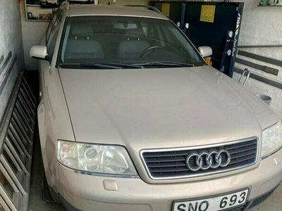 begagnad Audi A6 Avant 1.8 T