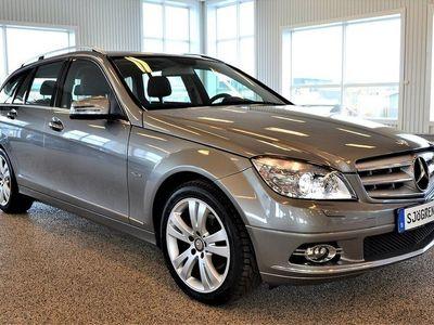 begagnad Mercedes C220 T CDI BE Avantgarde 5G-Tronic 170hk