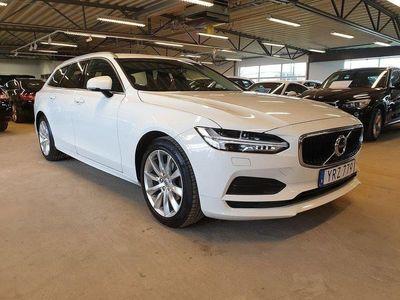 begagnad Volvo V90 D4 Geartronic Momentum Euro 6 190hk