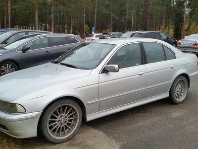 begagnad BMW 520 ia -02